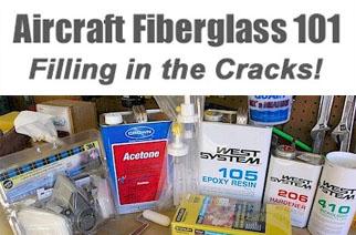 Aircraft fiberglass 101