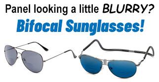 bifocal sunglasses for pilots