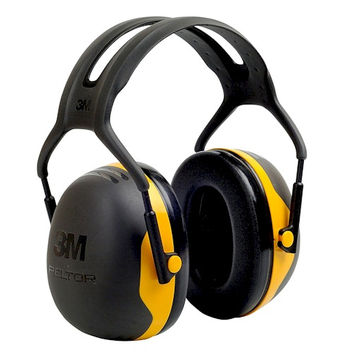 Metal Aircraft Building Tools - Hearing Protection