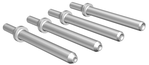 Metal Aircraft Building Tools - Rivet Sets