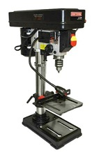 Metal Aircraft Building Tools - Drill Presses