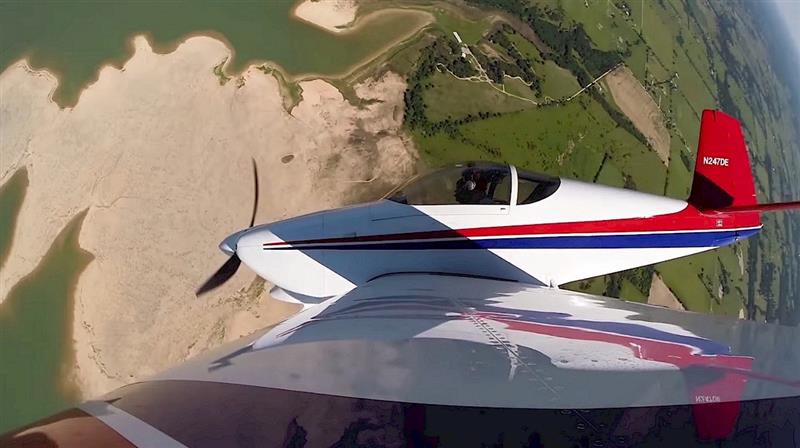 Aerobatics in an RV-7A